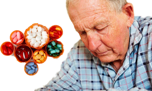 Anxiety Medication Abuse in Older People
